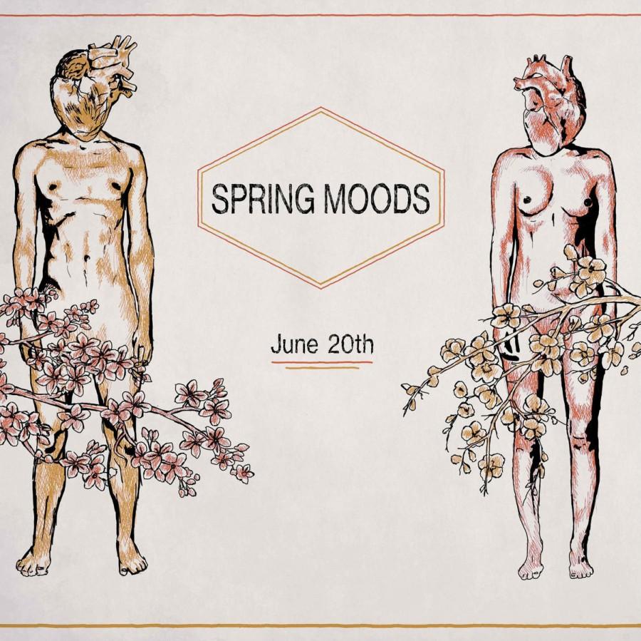 SPRING MOODS - JUNE 20th / CD