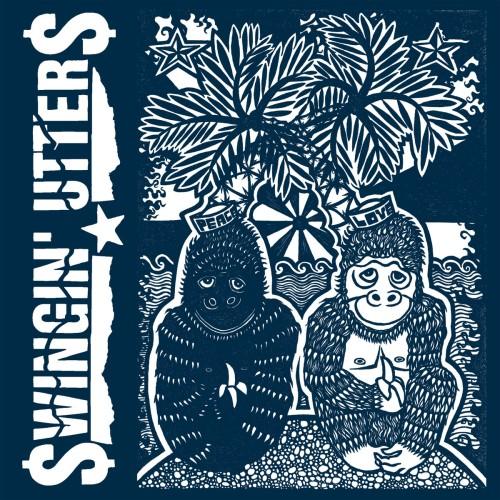 Swingin' Utters – Peace And Love / LP
