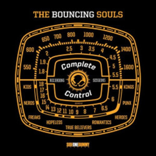 The Bouncing Souls – Complete Control Recording Sessions / 10'inch