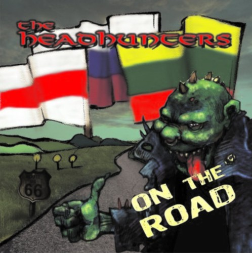 """The Headhunters """"On The Road"""" / CD"""
