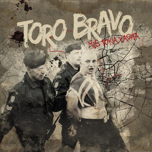TORO BRAVO - Mes tokia karta / CD