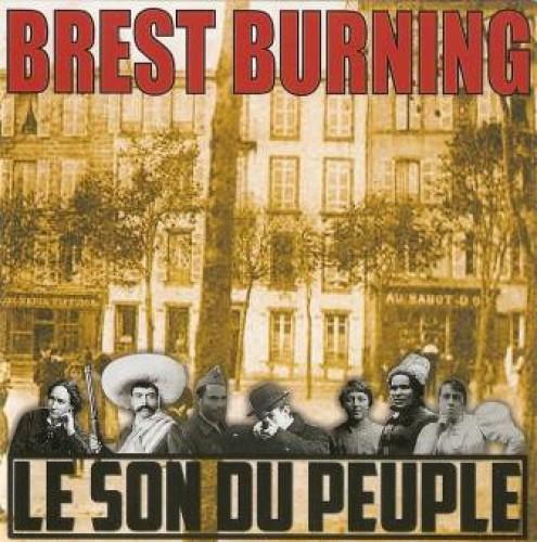 V/A – Brest Burning (Le Son Du Peuple) / CD