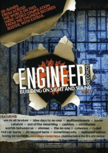 V/A – Engineer Records: Building On Sight And Sound Tier 1 / DVD