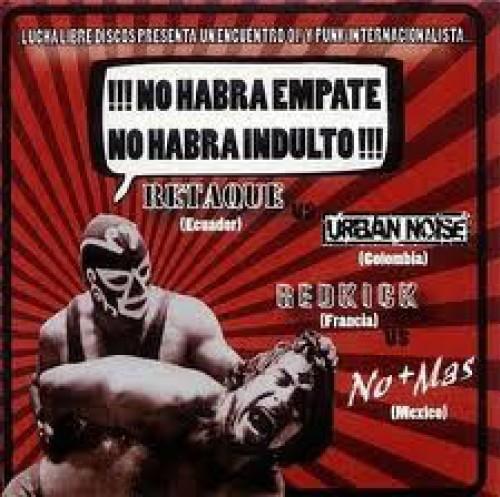 V/A !!! No Habra Empate No Habra Indulto !!! / CD