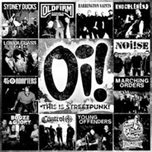 V/A - OI! THIS IS STREETPUNK!  / 10'INCH