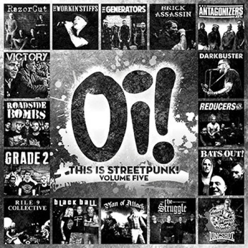 V/A - Oi! This Is Streetpunk! Volume Five / LP