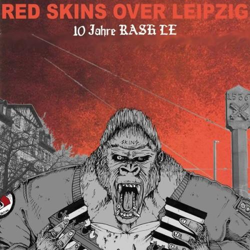 V/A – Red Skins Over Leipzig / 7'inh
