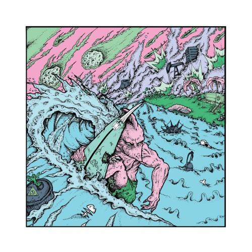 Vegan Piranha – Last Scream Of Youth / LP